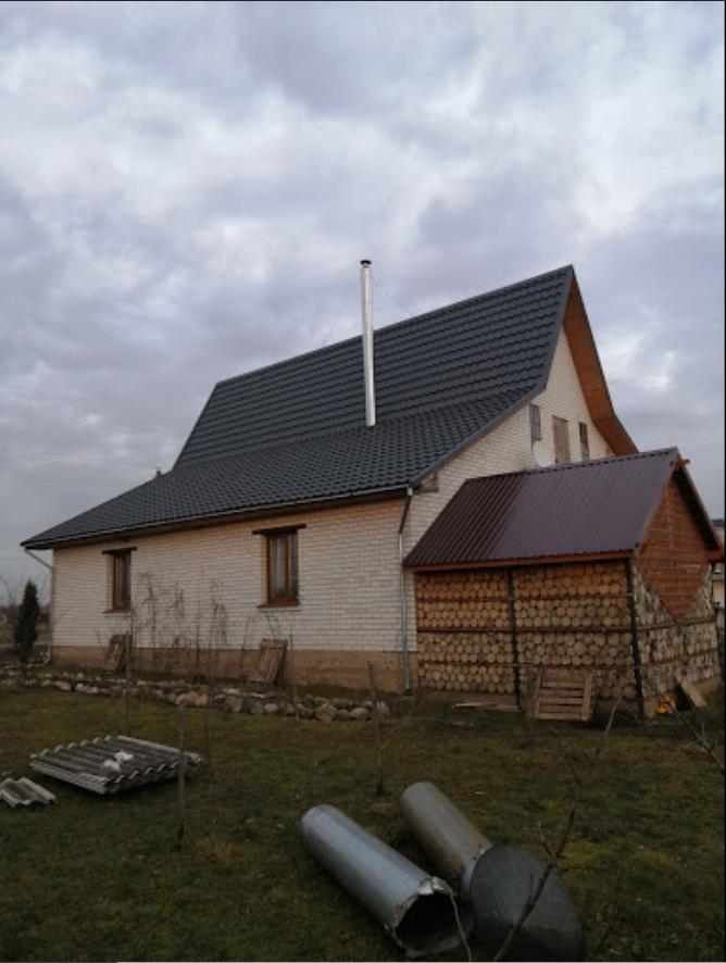 Проект Черепица Budmat, объект в г.Полоцк   Слайд 0