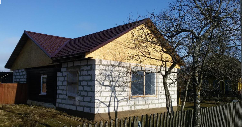Проект Черепица Budmat, объект в г.Полоцк | Слайд 0
