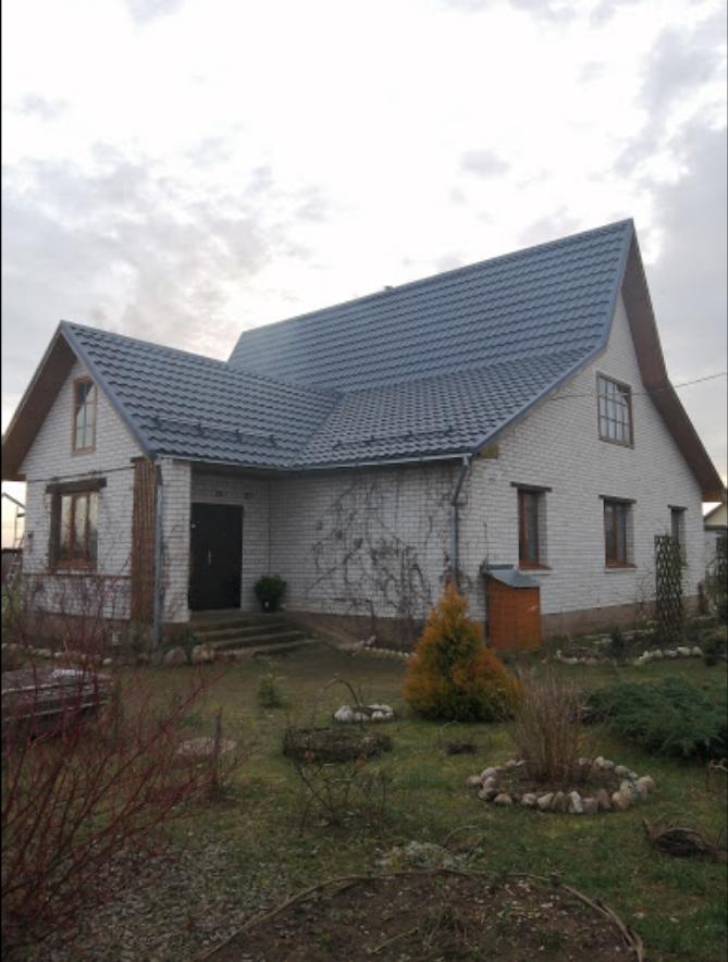 Проект Черепица Budmat, объект в г.Полоцк   Слайд 2