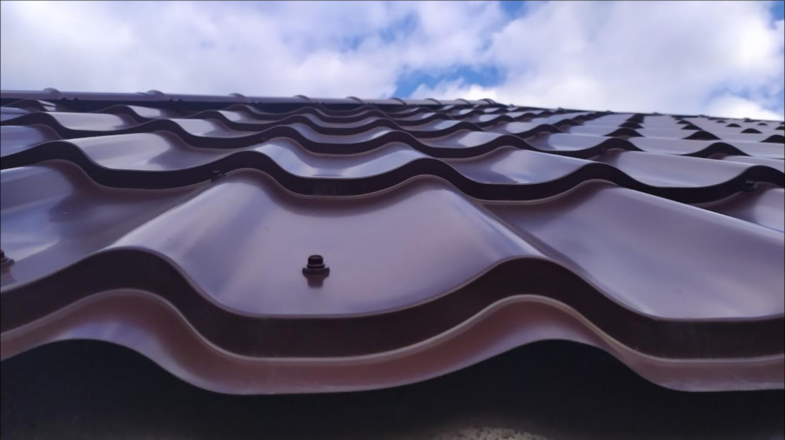 Проект Черепица Металл Профиль, объект в г.Полоцк | Слайд 4